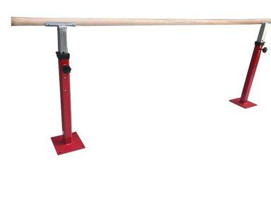 Jimnastik Aletleri Yukseklik Ayarli Paralel Bar 2m